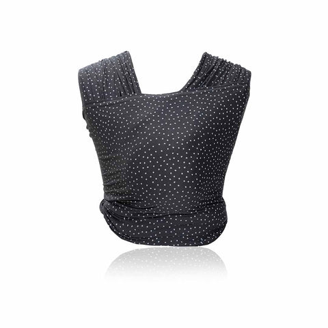 Ergobaby Lightweight Aura Baby Wrap - Twinkle Grey-Baby Carriers-Twinkle Grey- Natural Baby Shower