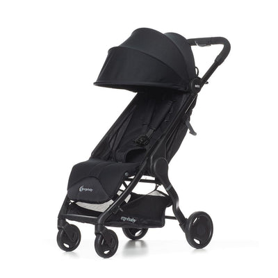 Ergobaby Metro 1.5 Compact City Stroller - Black-Strollers- Natural Baby Shower