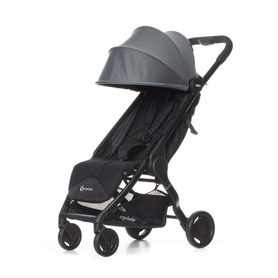 Ergobaby Metro 1.5 Compact City Stroller - Grey-Strollers- Natural Baby Shower