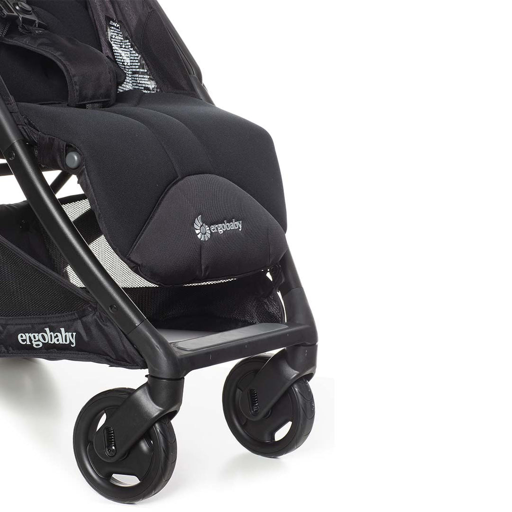 Ergobaby Metro Compact City Stroller - Black-Strollers- Natural Baby Shower