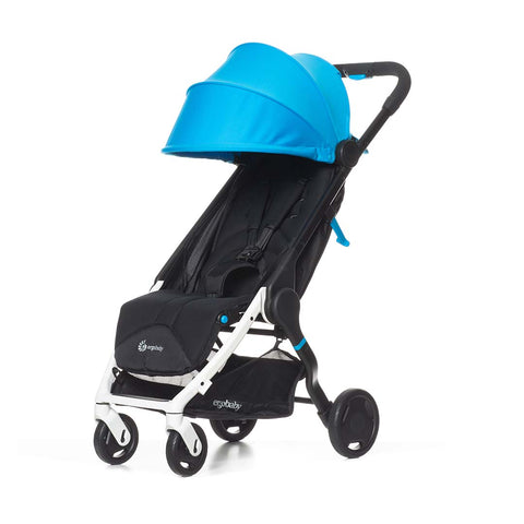 Ergobaby Metro Compact City Stroller - Blue-Strollers- Natural Baby Shower