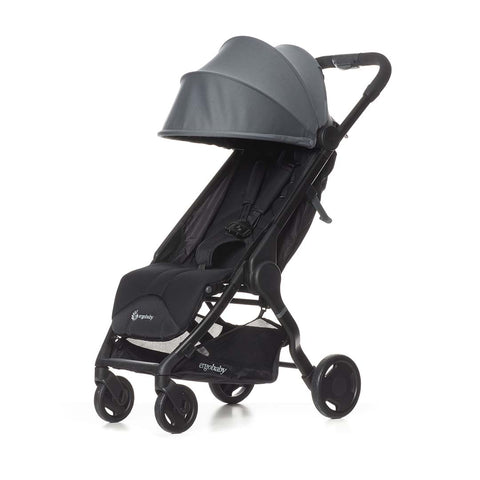 Ergobaby Metro Compact City Stroller - Grey-Strollers- Natural Baby Shower
