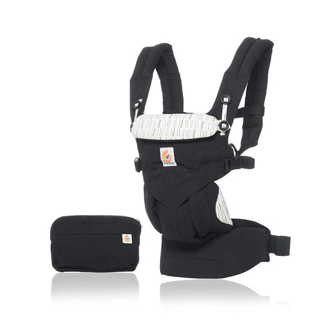 Ergobaby Omni 360 Carrier - Downtown-Baby Carriers-Downtown- Natural Baby Shower