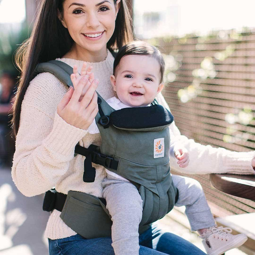 Ergobaby Omni 360 Carrier Khaki Green