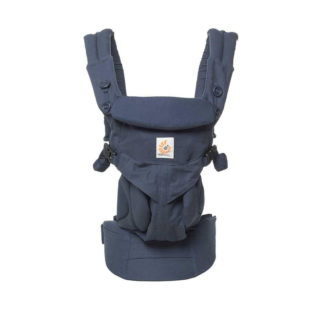Ergobaby Omni 360 Carrier - Midnight Blue Front