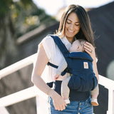 Ergobaby Omni 360 Carrier - Midnight Blue Lifestyle