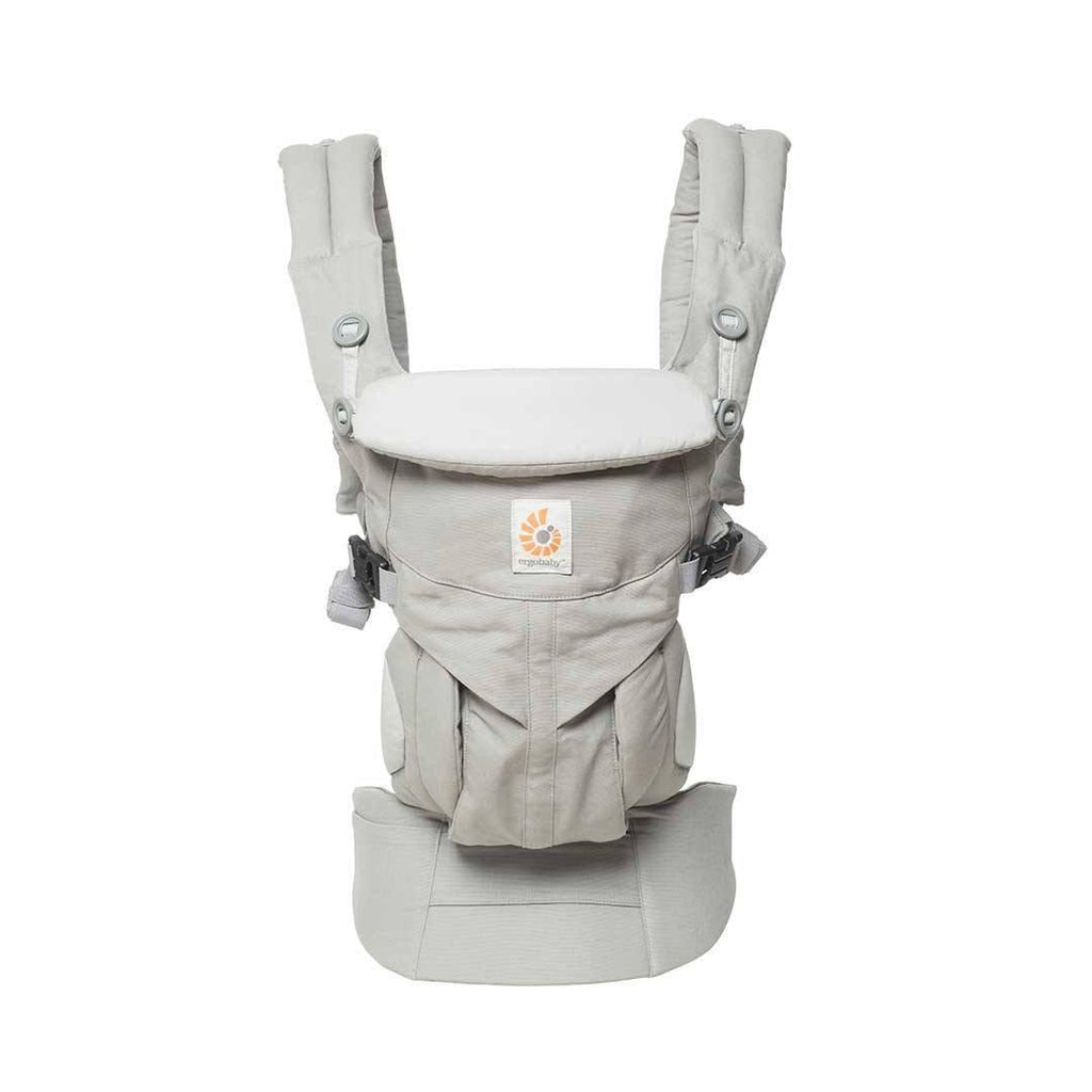 Ergobaby Omni 360 Carrier - Pearl Grey Front