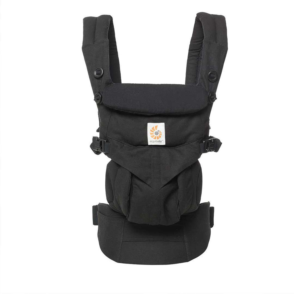 Ergobaby Omni 360 Carrier - Pure Black Front