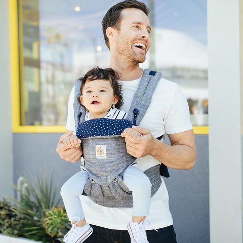 Ergobaby Omni 360 Carrier - Star Dust-Baby Carriers-Star Dust- Natural Baby Shower