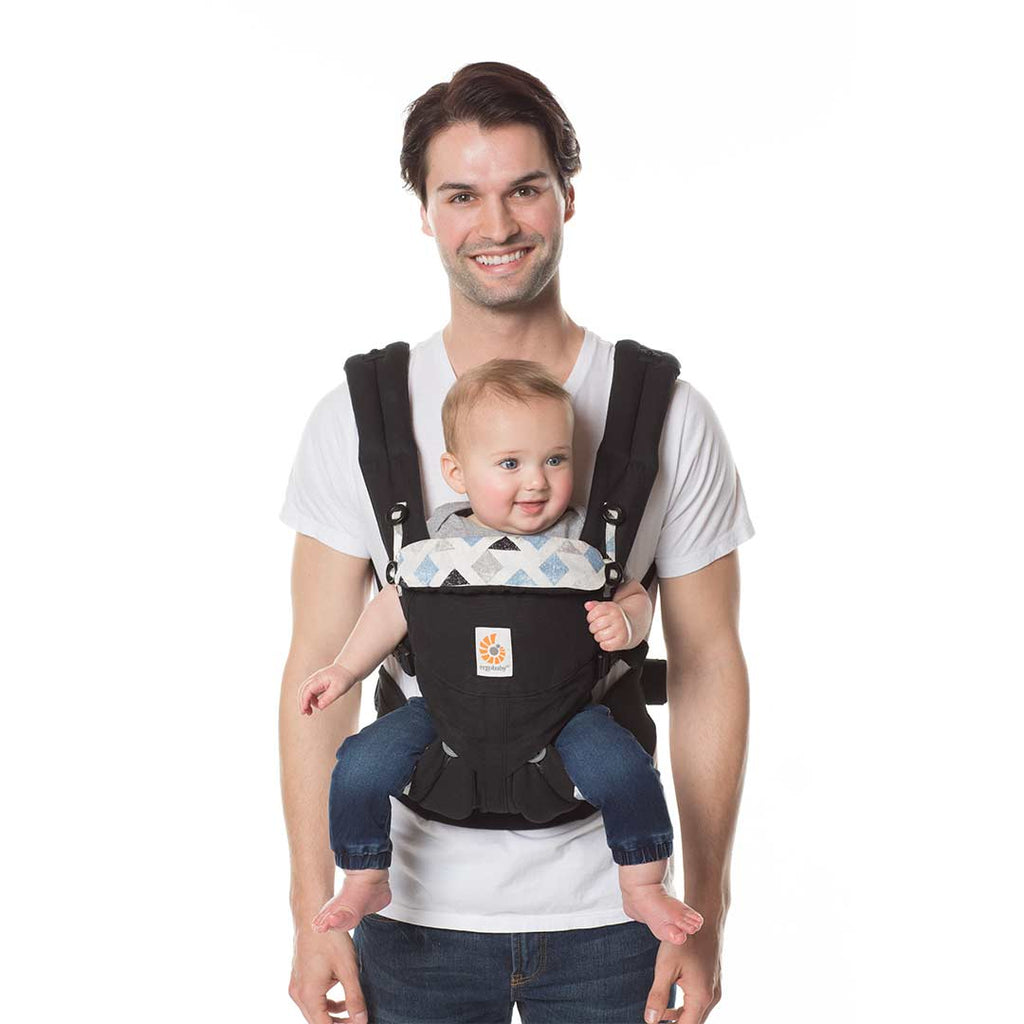 c2700ce7c24 ... Ergobaby Omni 360 Carrier - Triple Triangles-Baby Carriers-Triple  Triangles- Natural Baby ...