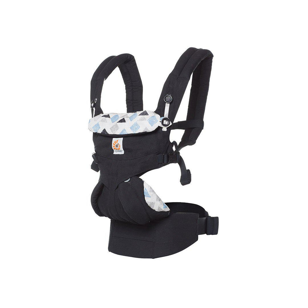 fb83e36a544 Ergobaby Omni 360 Carrier - Triple Triangles-Baby Carriers-Triple  Triangles- Natural Baby ...