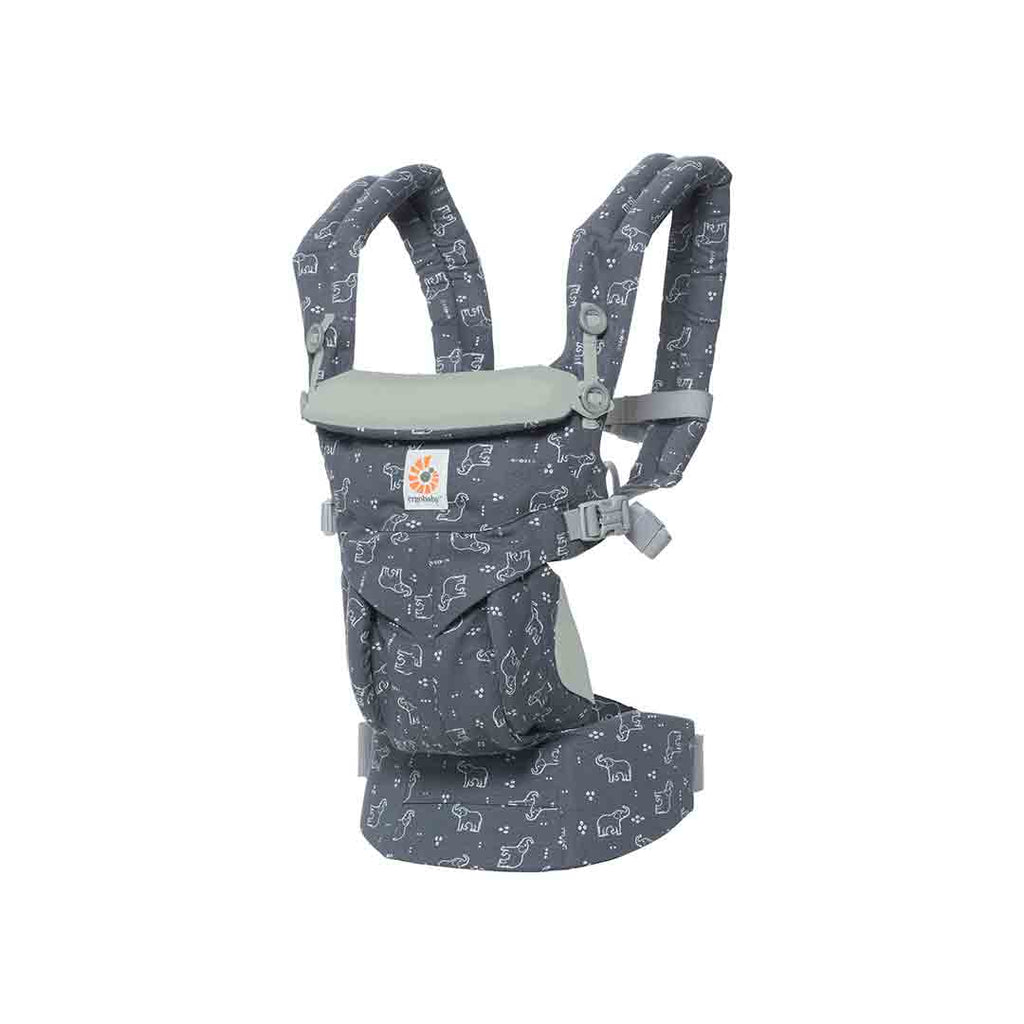 22a6431201d ... Ergobaby Omni 360 Carrier - Trunks Up-Baby Carriers-Trunks Up- Natural  Baby ...