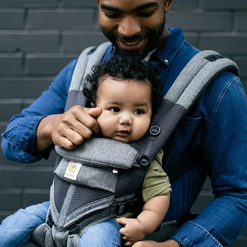 Ergobaby Omni 360 Cool Air Mesh Carrier - Classic Weave-Baby Carriers- Natural Baby Shower