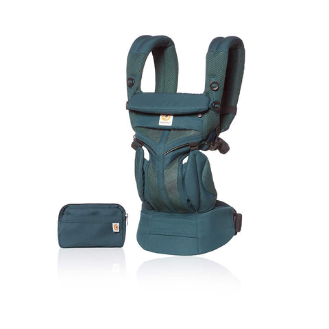 Ergobaby Omni 360 Cool Air Mesh Carrier - Evergreen-Baby Carriers- Natural Baby Shower