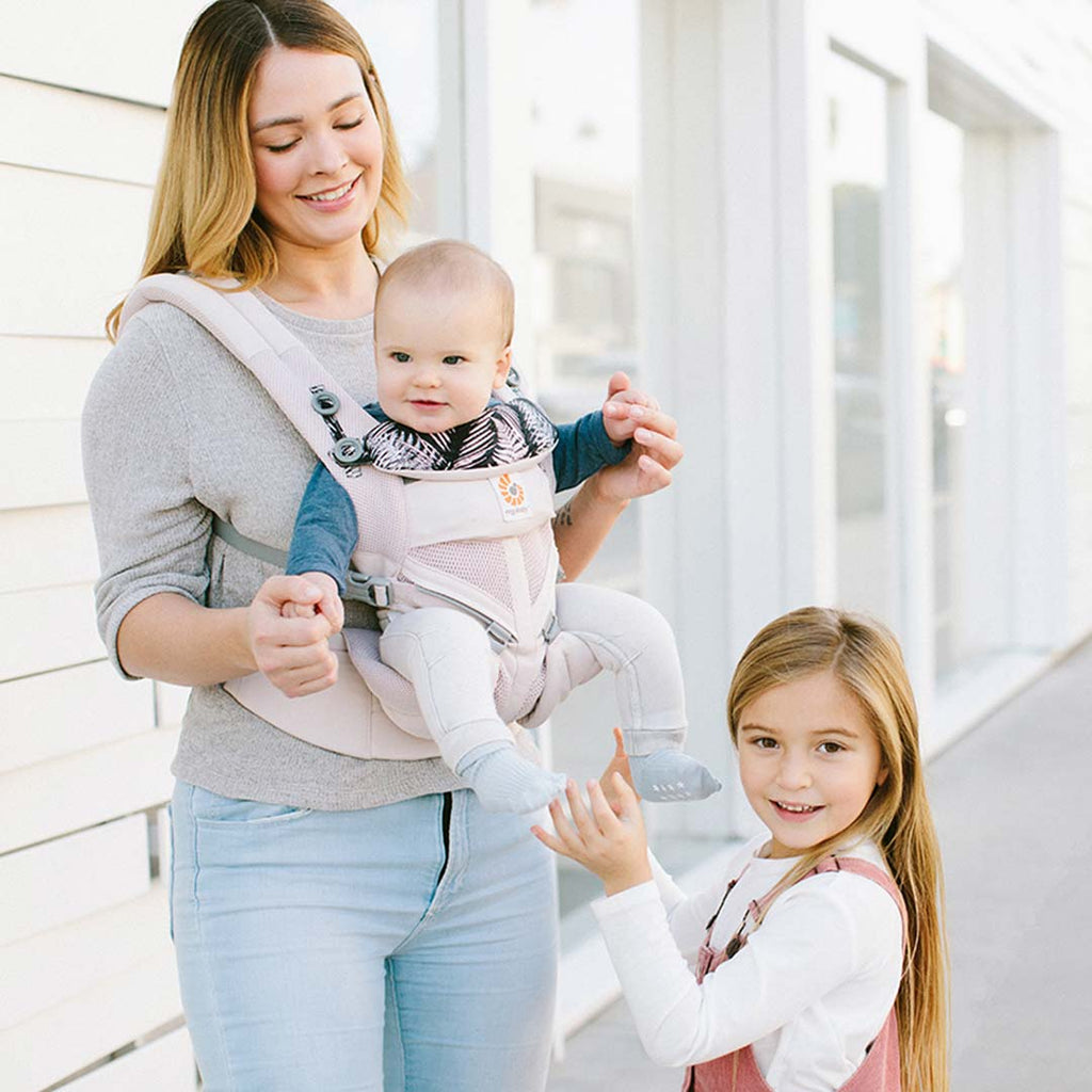 Ergobaby Omni 360 Cool Air Mesh Carrier - Maui-Baby Carriers- Natural Baby Shower
