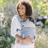 Ergobaby Original 360 Bundle of Joy Carrier - Grey-Baby Carriers-Grey- Natural Baby Shower