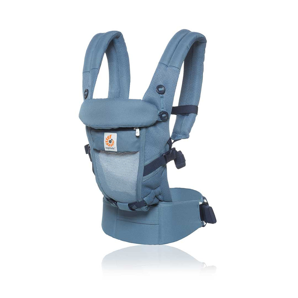 Ergobaby Original Adapt Cool Mesh Carrier - Oxford Blue