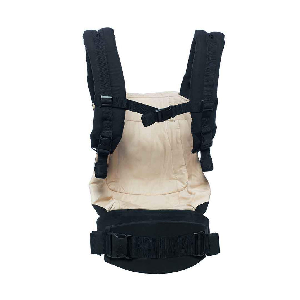 Ergobaby Original Carrier - Black & Camel Back