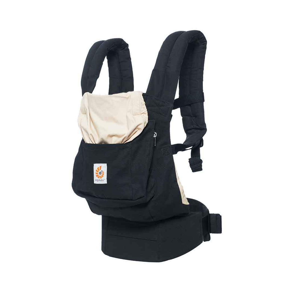 37ac6ac0b87 ... Ergobaby Original Carrier - Black   Camel-Baby Carriers- Natural Baby  Shower ...