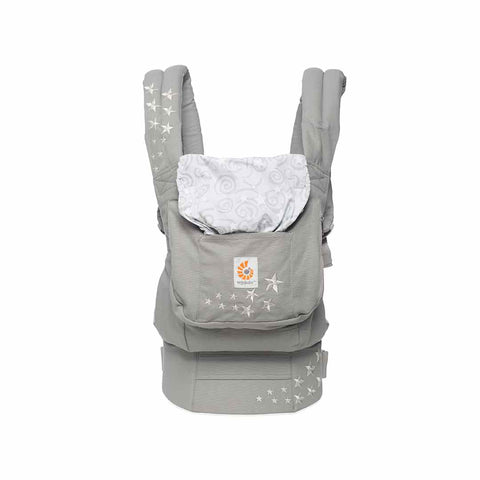 Ergobaby Original Carrier - Galaxy Grey Multi Position-Baby Carriers- Natural Baby Shower