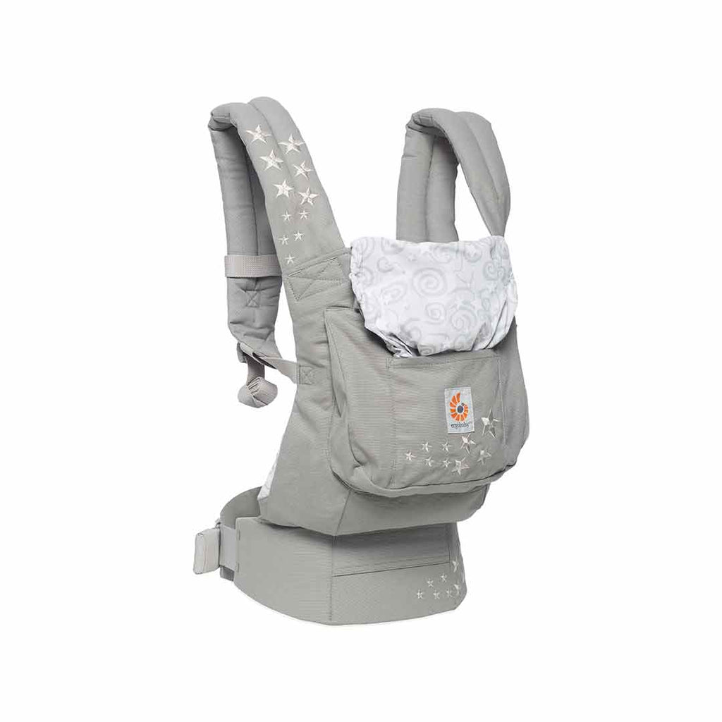 Ergobaby Original Carrier - Galaxy Grey-Baby Carriers-Galaxy Grey- Natural Baby Shower