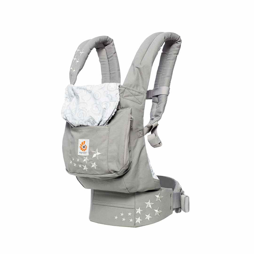ad1fd4f4ca4 ... Ergobaby Original Carrier - Galaxy Grey Multi Position-Baby Carriers-  Natural Baby Shower ...