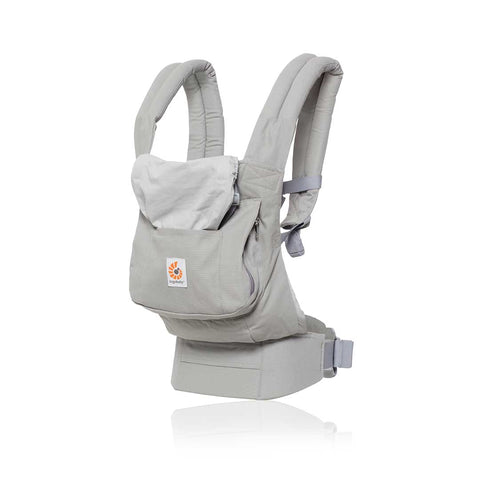 Ergobaby Original Carrier - Pearl Grey-Baby Carriers- Natural Baby Shower