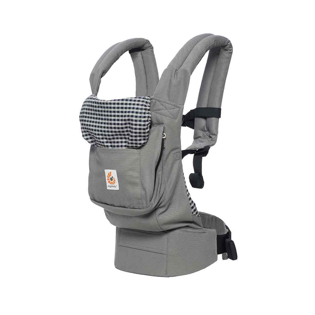 66836b30353 Ergobaby Original Carrier - Steel Plaid-Baby Carriers- Natural Baby Shower  ...