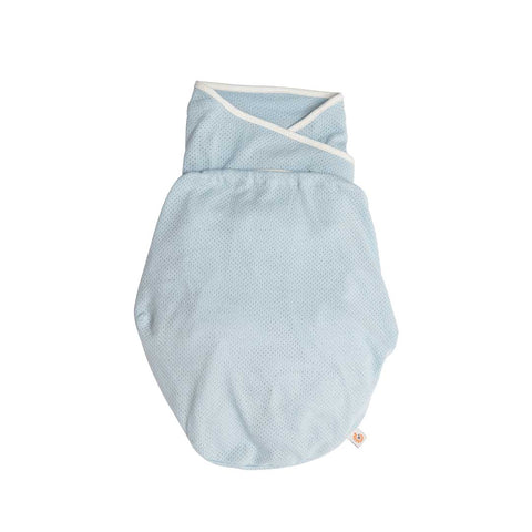 Ergobaby Swaddler - Lightweight Blue