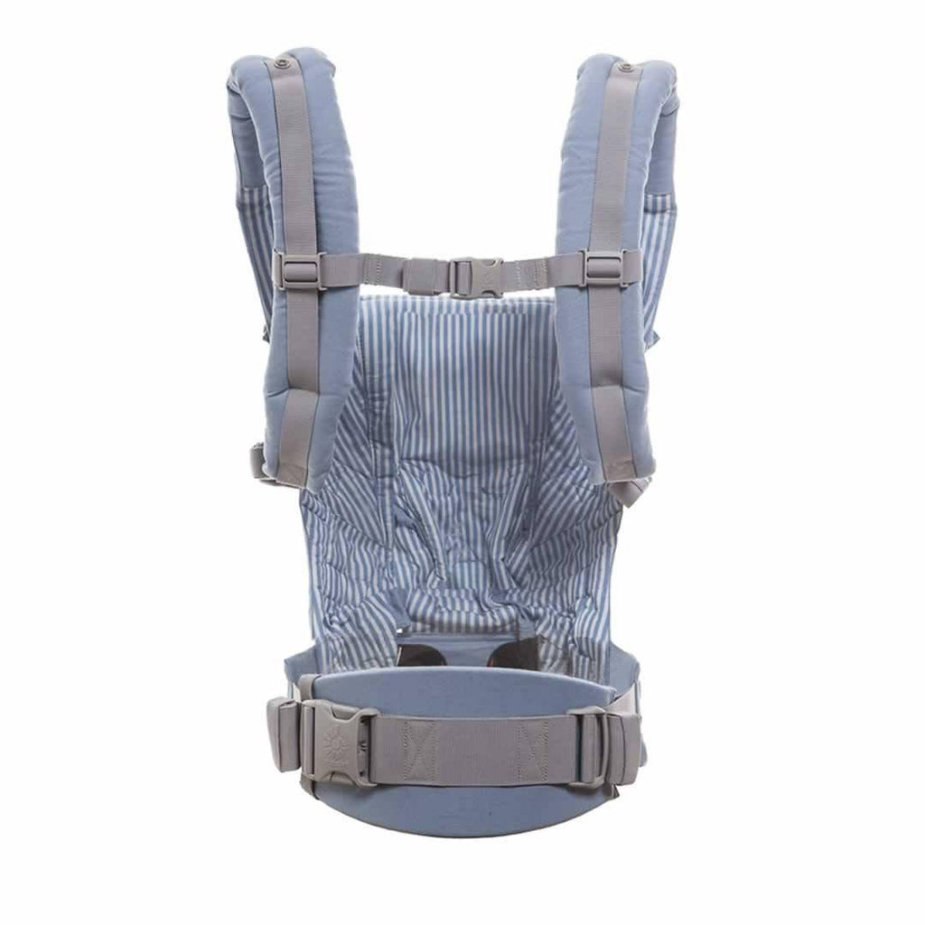 Ergobaby Adapt Carrier - Azure Blue Back
