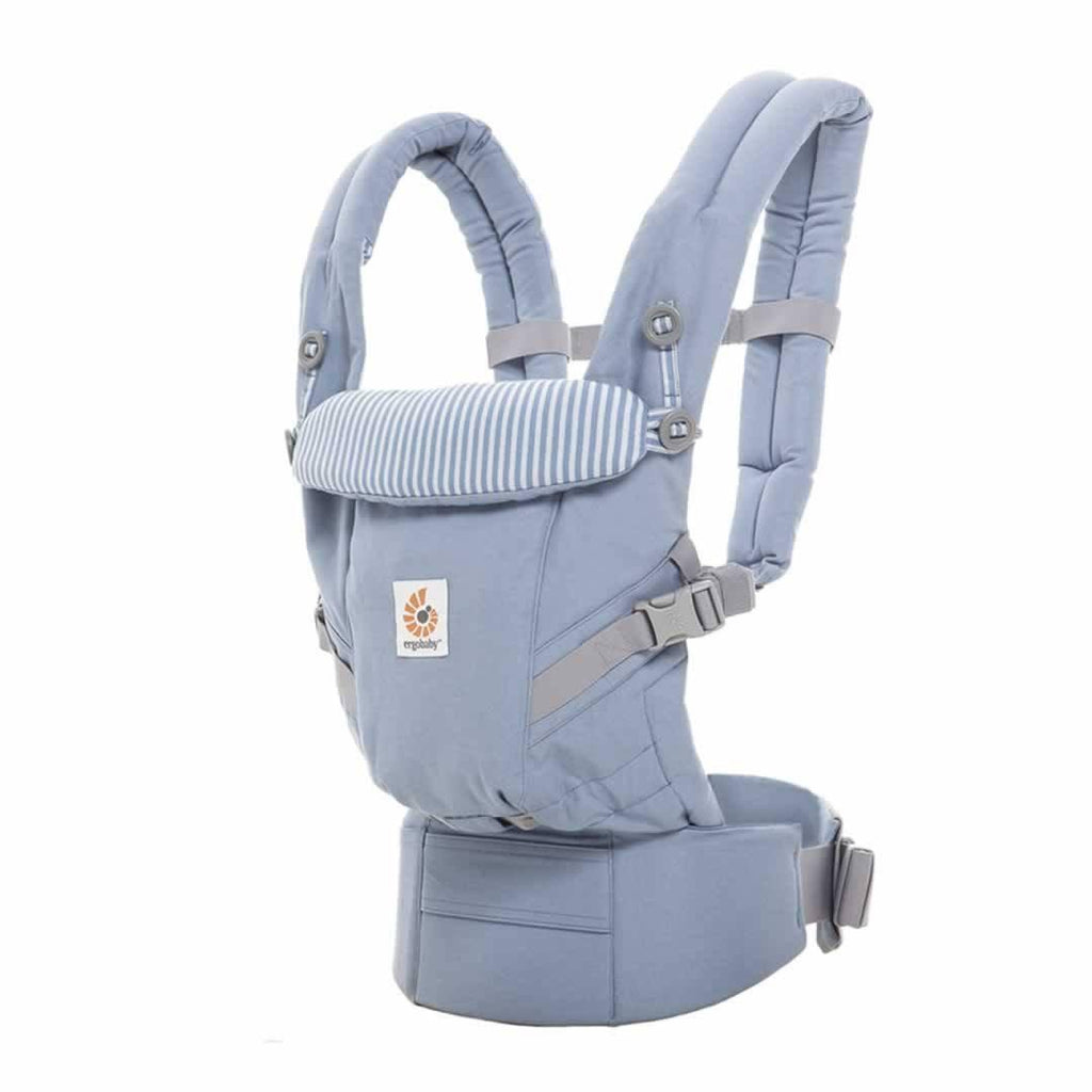 Ergobaby Adapt Carrier - Azure Blue Side