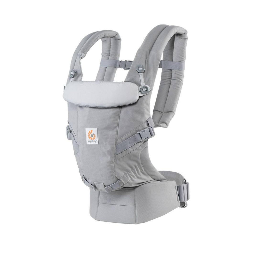 Ergobaby Adapt Carrier in Pearl Grey