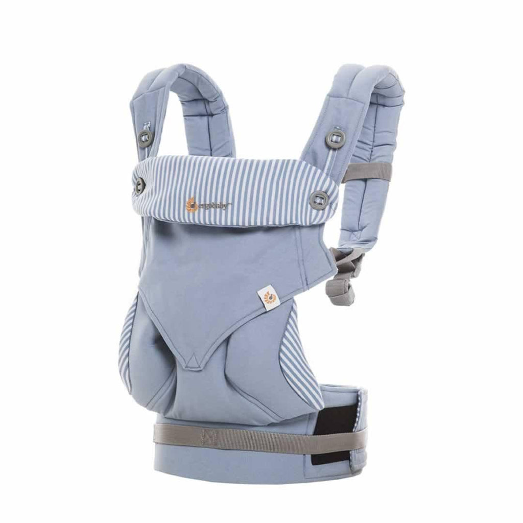 Ergobaby Four Position 360 Carrier - Azure Blue Side