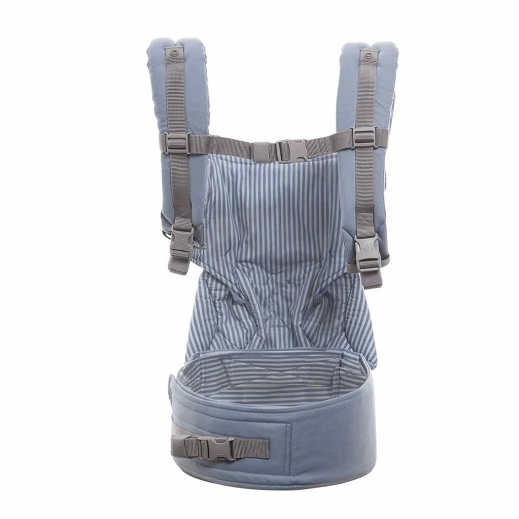 Ergobaby Four Position 360 Carrier - Azure Blue Back
