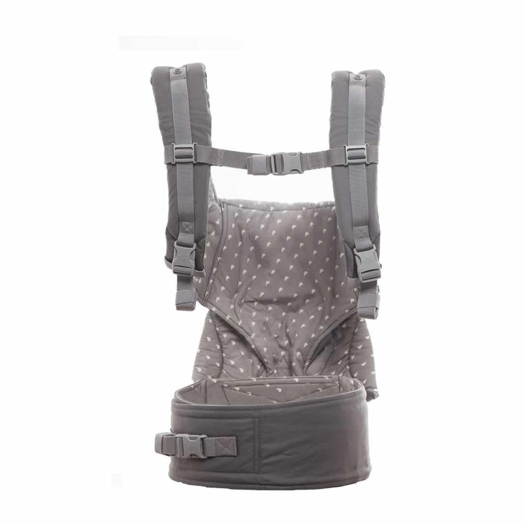 Ergobaby Four Position 360 Carrier - Dewey Grey Back