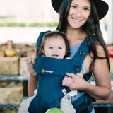 Ergobaby Four Position 360 Carrier - Midnight Blue Lifestyle