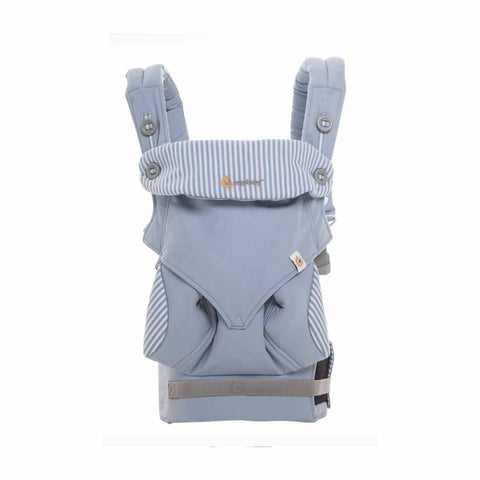 Ergobaby Four Position 360 Carrier in Azure Blue