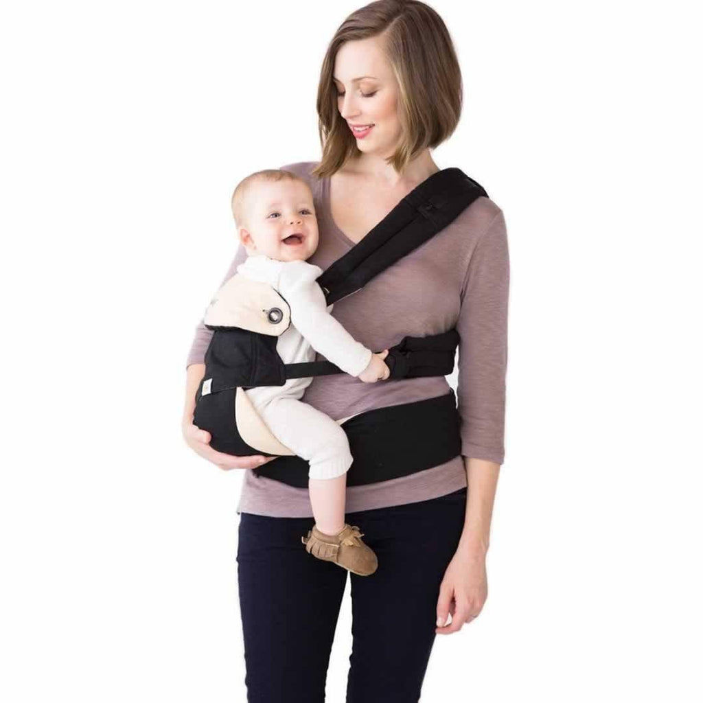 Ergobaby Four Position 360 Carrier - Grey Hip