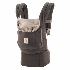 Ergobaby Organic Carrier in Dark Cocoa