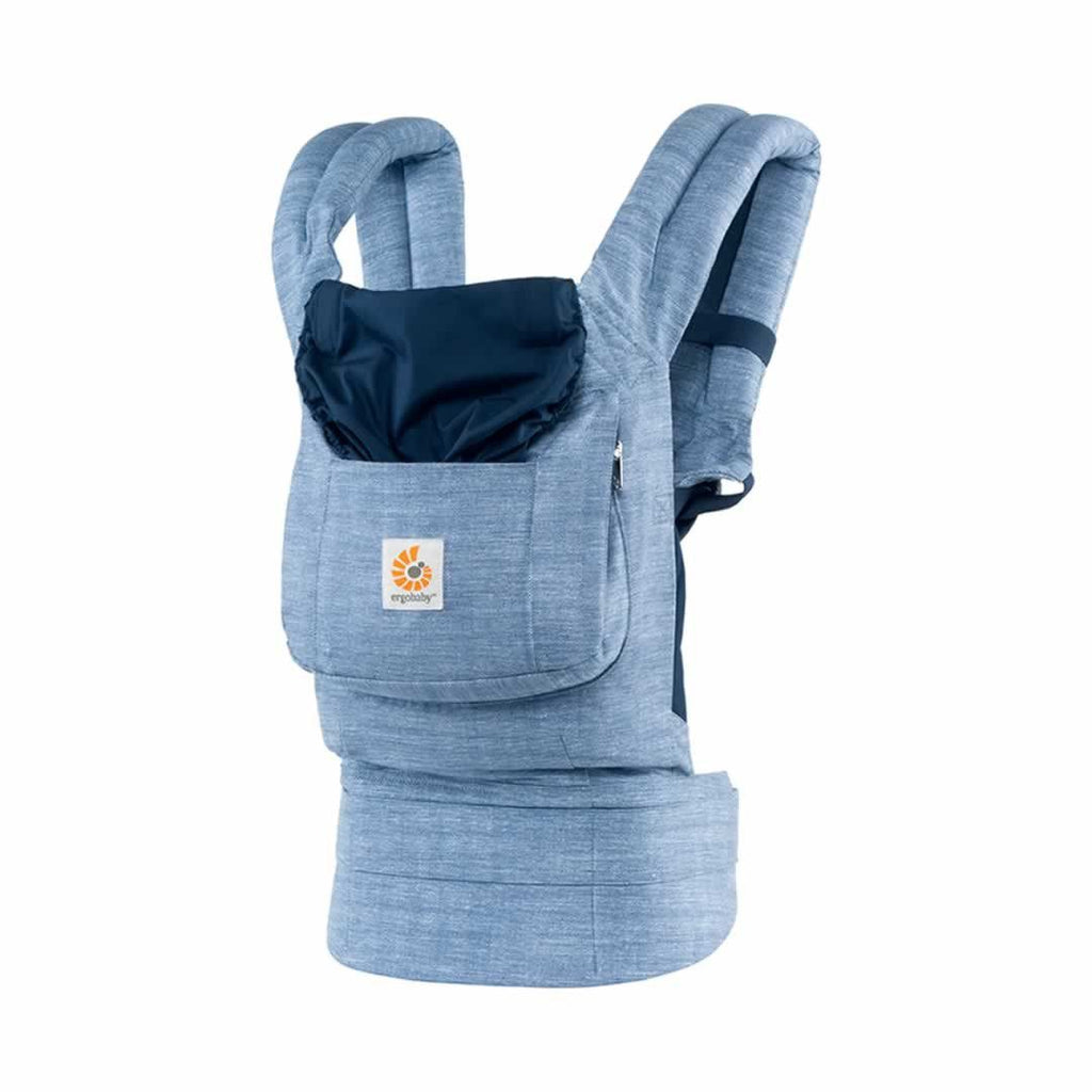 Ergobaby Original Carrier - Vintage Blue - Baby Carriers - Natural Baby Shower