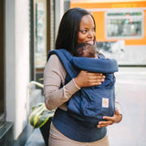 Ergobaby Original Carrier Organic Navy Lifestyle