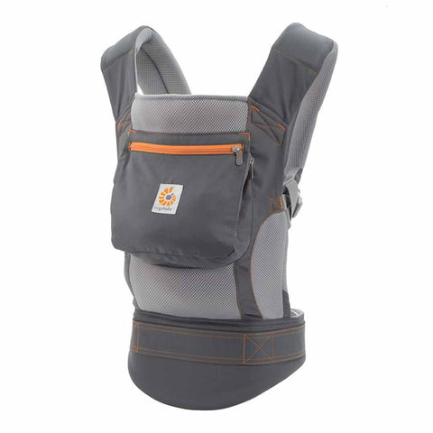 Ergobaby Performance Carrier in Stone Grey