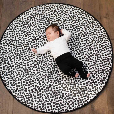 Etta Loves Playmat - Leopard-Play Mats- Natural Baby Shower