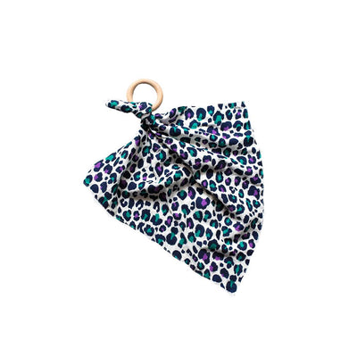 Etta Loves Teether - Leopard-Teethers-Leopard- Natural Baby Shower