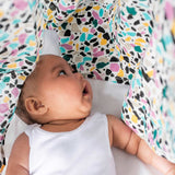 Etta Loves XL Muslin 5m+ - Terrazzo-Muslin Squares-Terrazzo- Natural Baby Shower