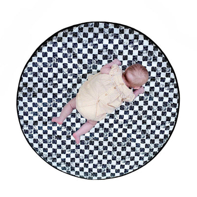 Etta Loves x PEANUTS Playmat - Hide n Seek/Hugs & Kisses-Play Mats- Natural Baby Shower