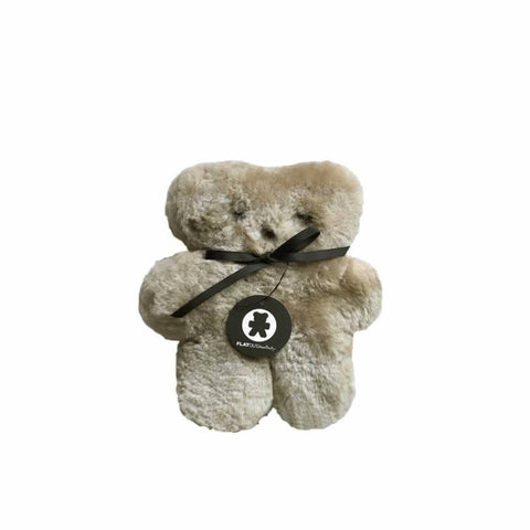 FLATOUTBears FlatOut Bear - Baby Latte - Soft Toys - Natural Baby Shower