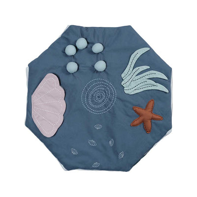 Fabelab Activity Blanket - Underwater-Play Mats- Natural Baby Shower