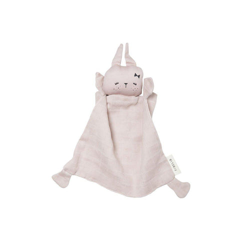 Fabelab Animal Cuddle - Bunny-Comforters- Natural Baby Shower