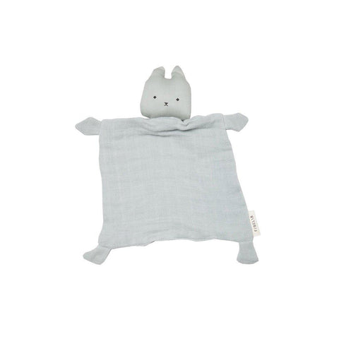 Fabelab Animal Cuddle - Cat-Comforters- Natural Baby Shower